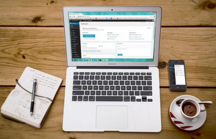 creare sito web wordpress